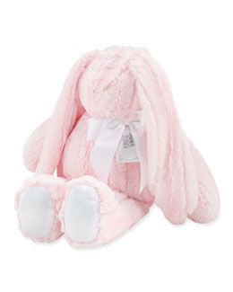 Large Plush Bunny, Pink