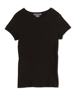 Girls' Favorite Tee, Black, S-XL