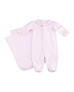 Baby Rockers Blanket, Pink