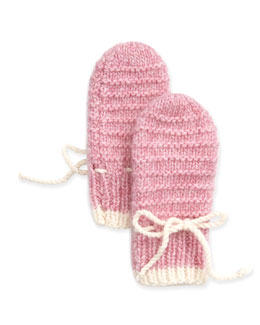 Cashmere Knit Mittens