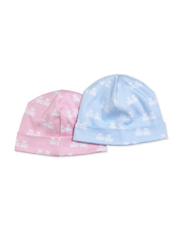 Mini Bear Cubs Hat, Pink/Blue