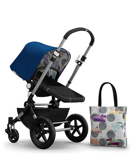 Bugaboo Andy Warhol Cameleon 3 Tailored Fabric Set,