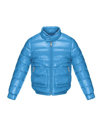 Acorus Long-Season Puffer Jacket, Sizes 8-14