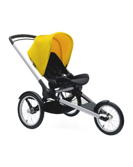 Runner Jogging Stroller Base, Aluminum