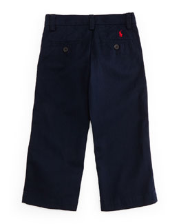 Cotton Suffield Chino Pants, Size 2-7