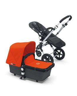 Cameleon3 Stroller Base, Aluminum/Black