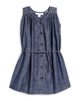 Designer Girls Clothing-size 4-14 Light Indigo Size