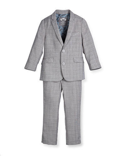 Modern Two-Piece Suit
