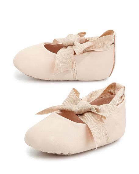 049053e7330720 Chloe Baby Leather Ballet Shoe