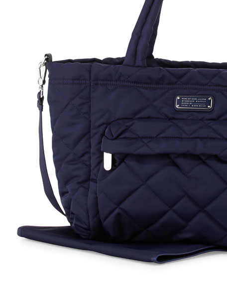 0233a0eb4752 MARC by Marc Jacobs Crosby Quilt Eliz-a-Baby Nylon Diaper Bag