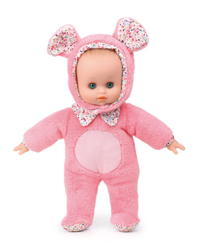 Mouse-Suit Doll, Pink