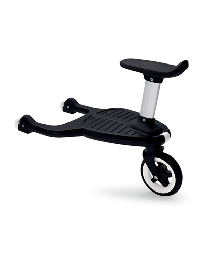 Comfort Wheeled Board, Black