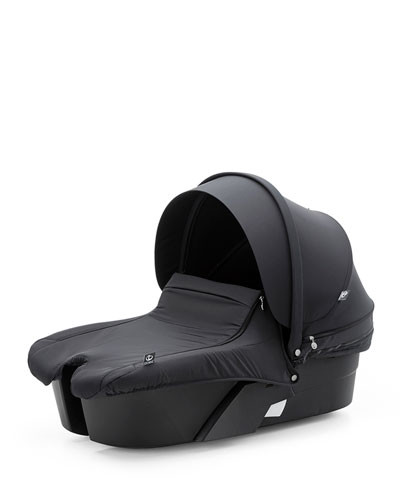 Xplory® Carry Cot, Black