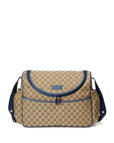 GG Messenger Diaper Bag