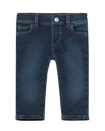 Denim Legging Jeans, Indigo, Size 9-36 Months