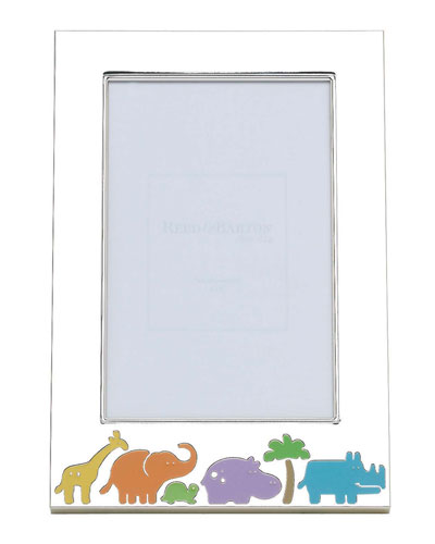 Jungle Parade Picture Frame
