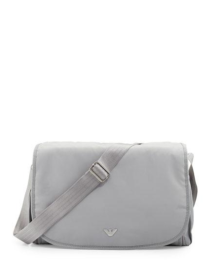 5ee66cbc9197 Armani Junior Classic Diaper Bag