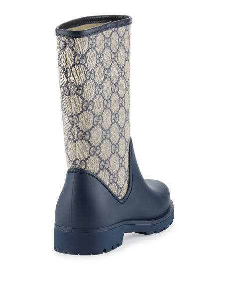 Rainy GG Rain Boots, Youth