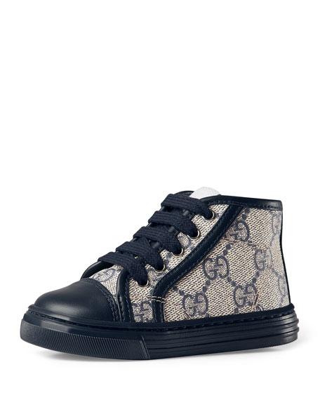 d31528bd845 Gucci California GG Supreme High-Top Sneaker