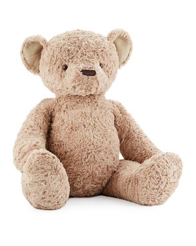 Stanley Huge Stuffed Teddy Bear, Brown