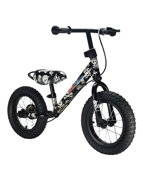 Super Junior Max Skullz Balance Bike