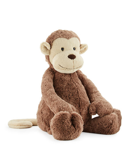 Jellycat Really Big Bashful Monkey Stuffed Animal