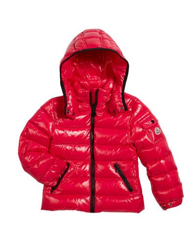 Bady Puffer Coat, Size 4-6