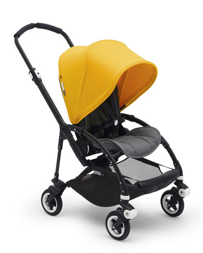 Bee⁵ Complete Stroller  Yellow/Gray