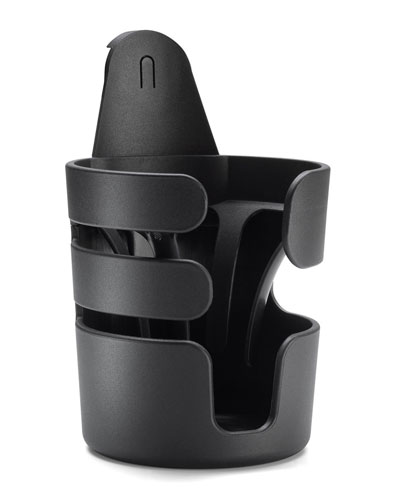 Plastic Cup Holder, Black