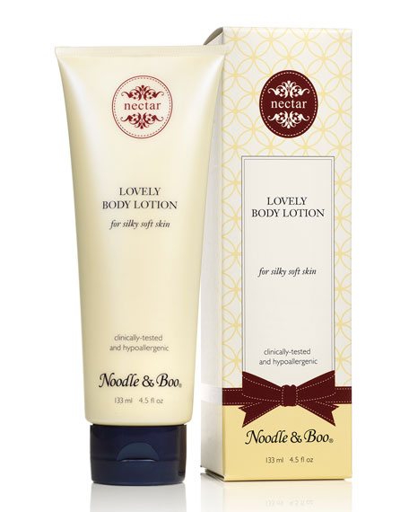 Noodle & Boo Lovely Body Lotion, 4.5 fl.