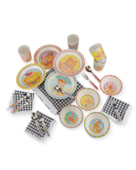 Toddlers' Teddy Bear Picnic Set