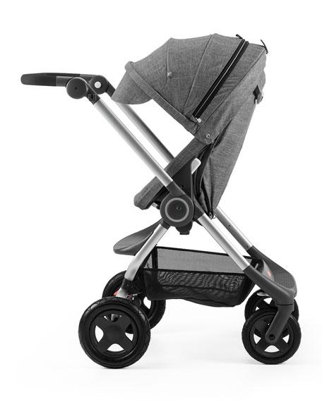 Scoot™ Complete Stroller, Black