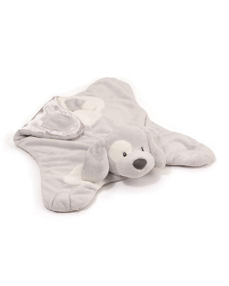 Spunky Dog Comfy Cozy Blanket