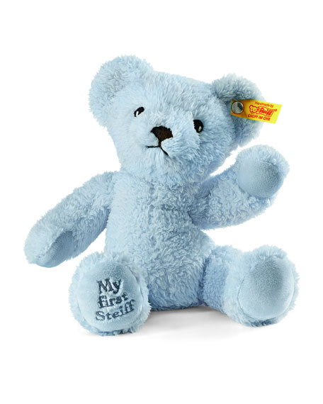 My First Steiff Teddy Bear, Light Blue