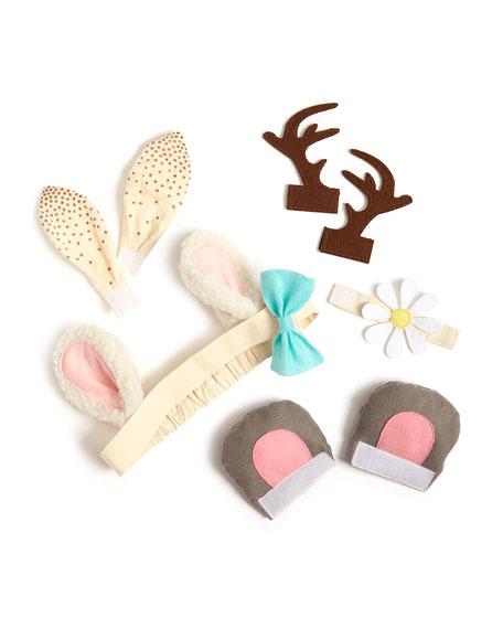 Dress Up and Play Animal Ears Headband Kit