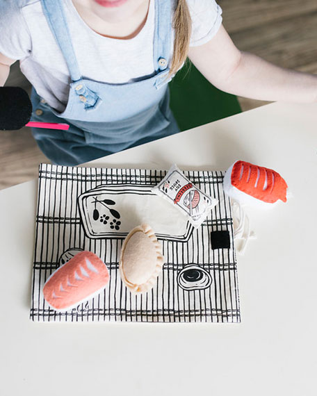 Let's Roll! I Love Sushi Play Kit