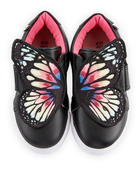 Bibi Low-Top Mini Butterfly Sneaker, Toddler/Youth