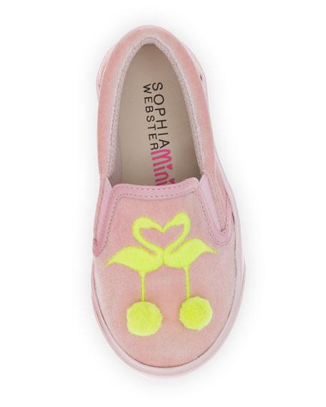 Kingston Flamingo Sneaker, Multi, Toddler/Youth