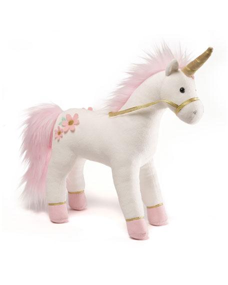 Gund Lily Rose Jumbo Unicorn