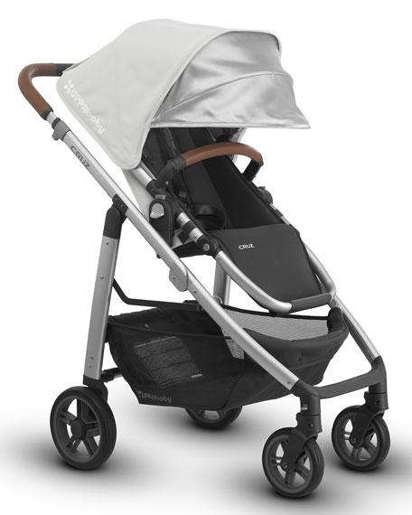 CRUZ™ Compact Stroller, Loic (White)