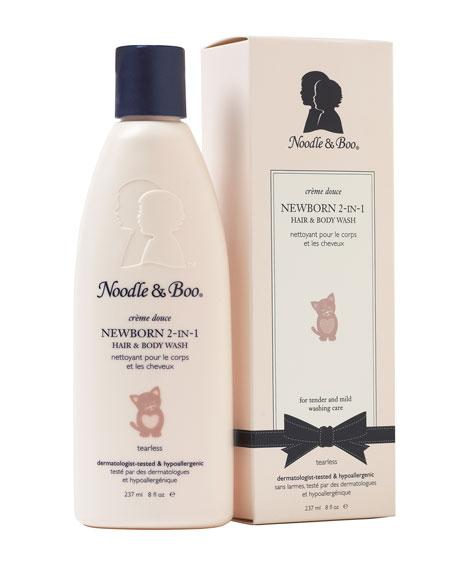Newborn 2-in-1 Hair & Body Wash, 8 oz.