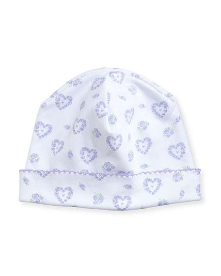 Kissy Kissy Fleur de L'Amour Printed Pima Baby