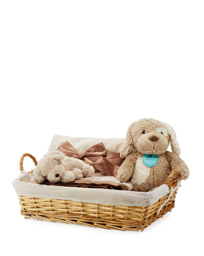 Dreamy Hugginz™ Puppy Gift Set