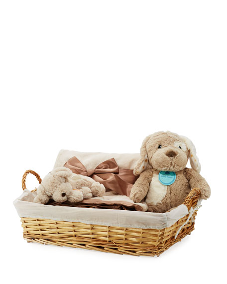 Cloud B Dreamy Hugginz™ Puppy Gift Set