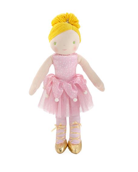 Dancing Darlings Olivia Ballerina Doll