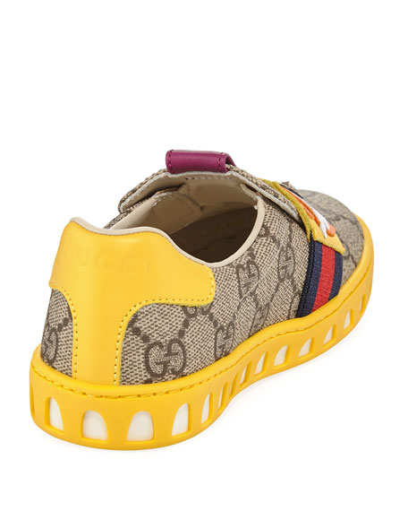 New Ace Mask Junior Slip-On Sneaker, Toddler/Youth Sizes 10T-2Y