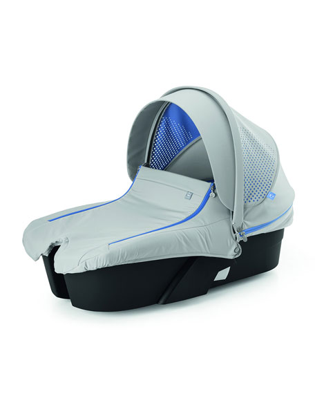Xplory Athleisure Carry Cot, Marina