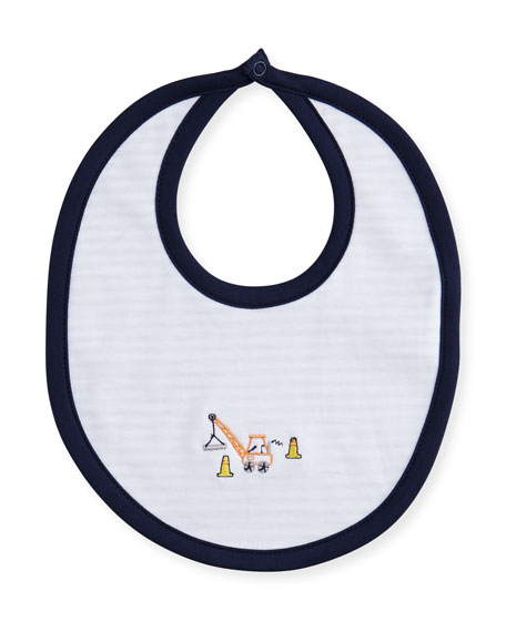 City Demo Pima Baby Bib