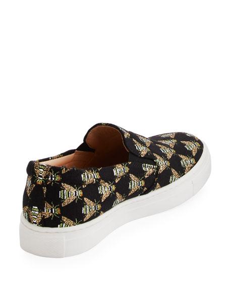 Cosmic Slip-On Bee Sneaker, Toddler/Youth