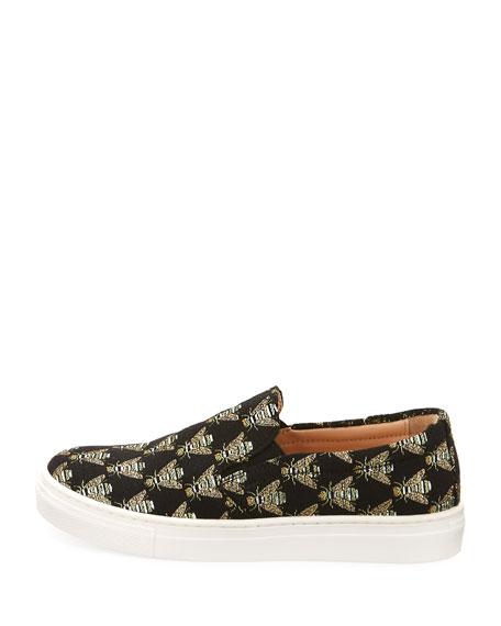 Cosmic Slip-On Bee Sneaker, Baby